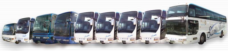 ファーストクラスの快適なバスで、お手軽・リーズナブルに旅を楽しみませんか